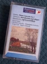 Cassette de musique classique